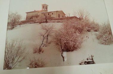 1985 chiesina sul Monte a Comonte