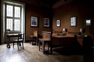 itinerario sala interna Castello di lurano famiglia secco Bergamo