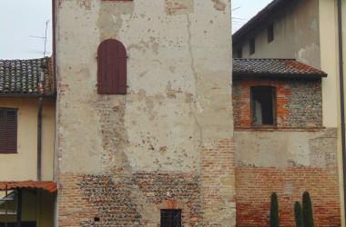 vista torre casa del capitano colleoni Martinengo