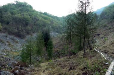 microclima valle del freddo solto collina