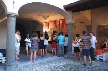 esterno MACS - Museo d'Arte e Cultura Sacra romano di lombardia