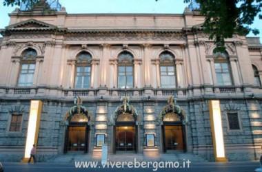 ingresso teatro Donizetti Bergamo