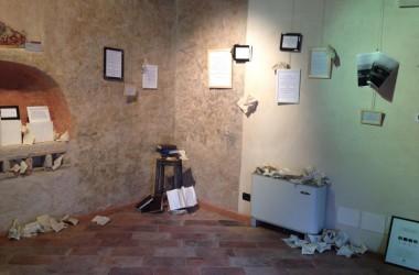 sala MACS - Museo d'Arte e Cultura Sacra romano di lombardia