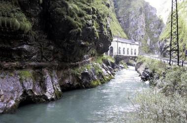 Centrale Enel Val Taleggio Bergamo