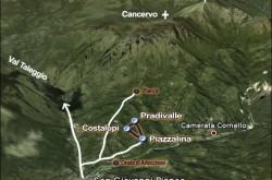 Casa arlecchino cartina san giovanni