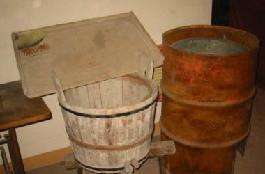 Interno Museo del Territorio Verdello