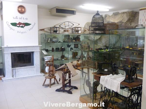 Museo Etnografico Valle Lujo