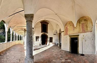 Foto del Interno Santuario San Patrizio Colzate