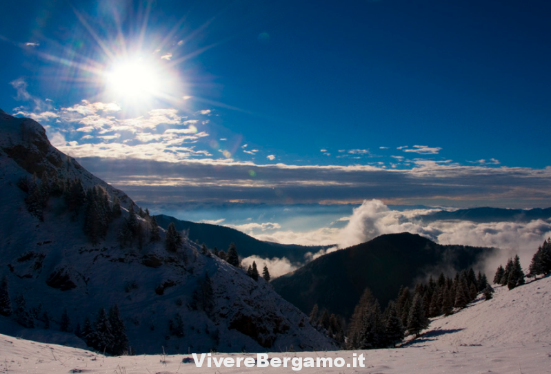 Cima monte Redondo Gromo