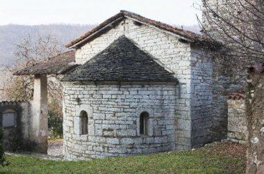 Chiesa di S. Alessandro (ex) Adrara San Martino (BG)