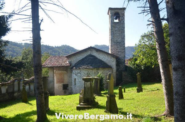 Chiesa di S. Alessandro (ex) Adrara San Martino
