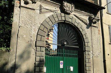 Ingresso Villa Baldini Ranica