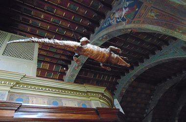 Ponte Nossa Bergamo santuario della Madonna delle Lacrime