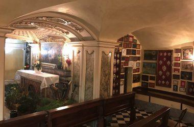 Interno Convento dei Frati del Carmelo a Desenzano al Serio - Albino