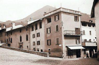 Museo di Gandino nel 1940