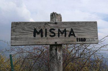 Monte Misma Cenate Sopra