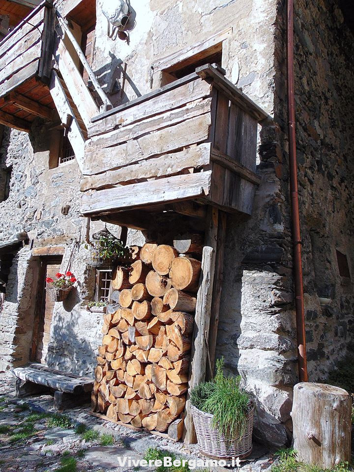 Pagliari Carona valle brembana Bergamo