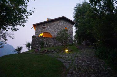 Santuario Santissima Trinità Parre Bergamo