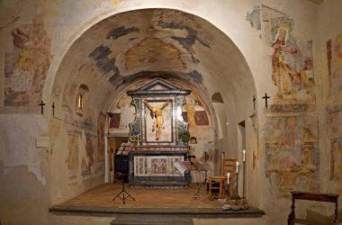 Santuario Santissima Trinità Parre da visitare