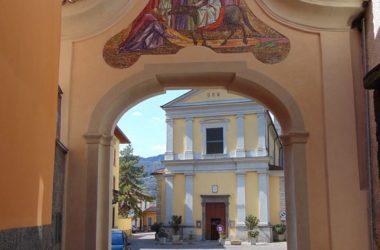 Chiesa di San Salvatore Monasterolo del Castello