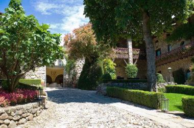 Giardino Castello di Monasterolo al Castello
