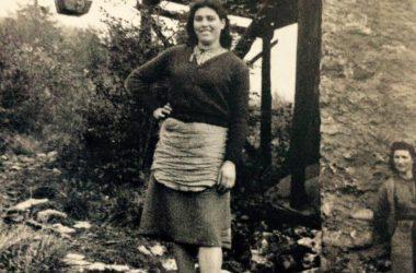 Taessine- Ragazze di miniera La presenza femminile nelle miniere di Dossena fu costante fino al 1954