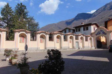 Via Crucis Chiesa di San Salvatore Monasterolo del Castello