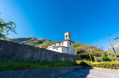 Il Santuario della Madonna del Fiore e San Martino - Vigano San Martino