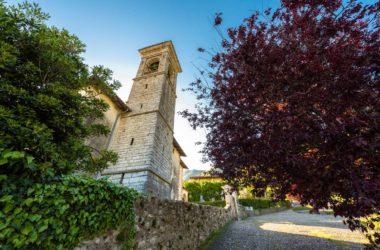 Torre Santuario della Madonna del Fiore e San Martino - Vigano San Martino