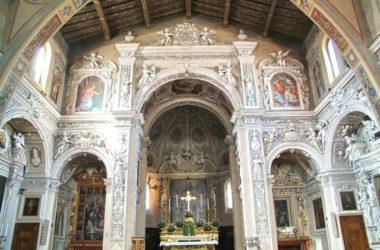 Altare Parrocchia di San Vittore Terno d'Isola