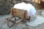 Carretta presepe dei lavandai alle Ghiaie - Paladina