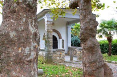 Chiesa dei morti della peste - Bagnatica Bg