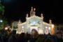 Chiesa illluminata Fiorano al Serio