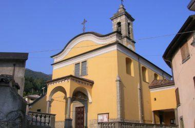 Chiesa parrocchiale di Cazzano Sant'Andrea