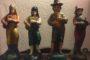 Le statuine dei suonatori – Scanzorosciate