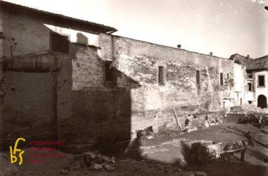 Convento di San Francesco Bergamo nel 1930