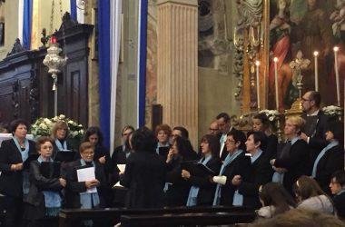 Corale Chiesa parrocchiale di Cazzano Sant'Andrea