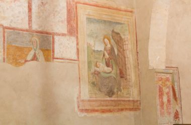 Dipinti Chiesa di San Pietro - Bagnatica