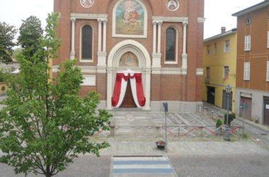Facciata Chiesa San Vittore Terno d'Isola