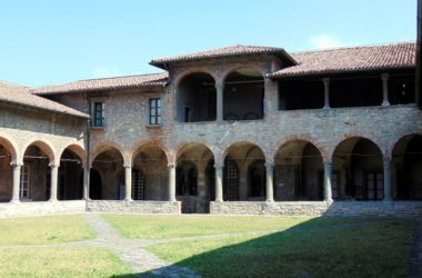 Immagini Convento di San Francesco Bergamo città alta