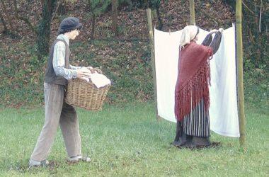 Immagini Il presepe dei lavandai alle Ghiaie - Paladina