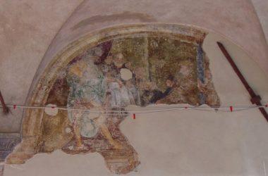 Immagini dipinti Convento di San Francesco - Bergamo