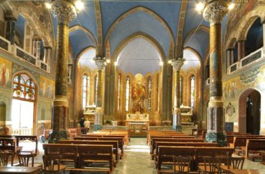 Interno Santuario SS. Capitanio e Gerosa - Lovere