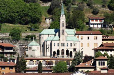 Lovere Santuario delle Sante Capitanio e Gerosa