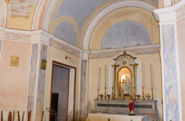Oratorio San Nicola da Tolentino alla Tezza - Bagnatica Bg