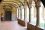 Porticato Convento di San Francesco Bergamo città alta