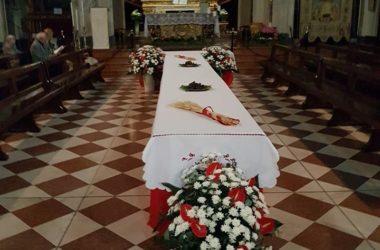 Prime comunioni Chiesa San Vittore Terno d'Isola