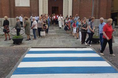 Processione San Vittore Terno d'Isola