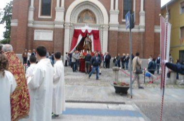 Processione di San Vittore Terno d'Isola