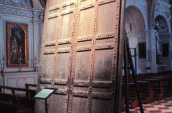 Quando nella Pieve di Terno c'era la settecentesca Porta Santa di Roma